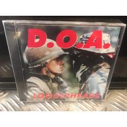 """D.O.A. - """"Loggerheads"""" - CD"""