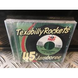 """Texabilly Rockets - """"45's..."""