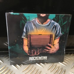 """Hochiminh - """"Ashes"""" CD"""