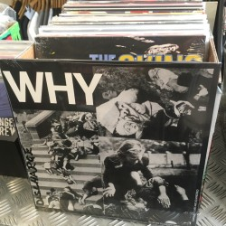 "Discharge - ""Why"" LP"