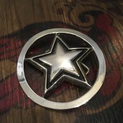 Buckle Belt Famous Stars &...