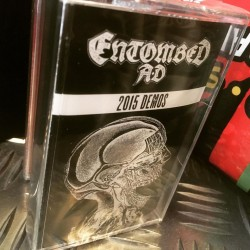 "Entombed AD - ""2015 Demos"" K7"
