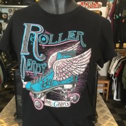 """T-Shirt Lucky 13 """"Roller..."""