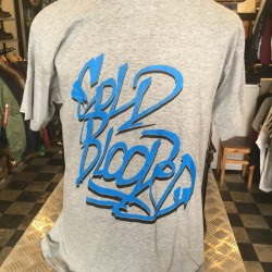 T-Shirt Cold Blooded Blue...