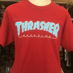 Thrasher Double Stroke...