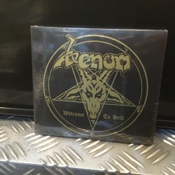 "Venom - ""Welcome To Hell"" - CD"