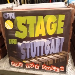 "Toy Dolls - ""On Stage In..."