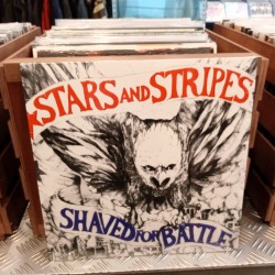 "Stars and Stripes - ""Shaved..."