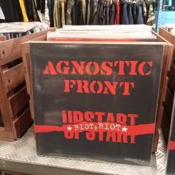 "Agnostic Front - ""Riot Riot..."