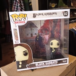 Black Sabbath Pop Figure fk02
