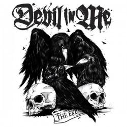 """Devil In Me - """"The End"""" - CD"""