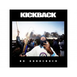 "Kickback - ""No Surrender"" - CD"