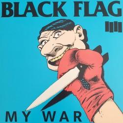 "Black Flag - ""My War"" - LP"