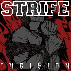 """Strife - """"Incision"""" - CD"""
