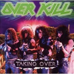"""Overkill - """"Taking Over"""" - LP"""