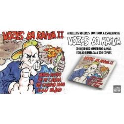 VOZES DA RAIVA Vol.2 – CD...
