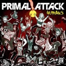 "Primal Attack - ""Humans"" - CD"