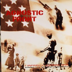 "Agnostic Front - ""Liberty &..."