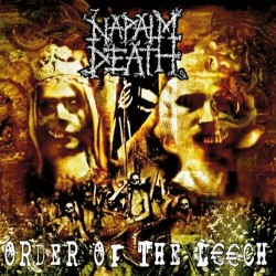 """Napalm Death - """"Order Of..."""