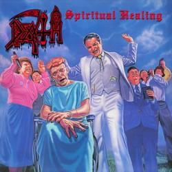 """Death - """"Spiritual Healing""""..."""