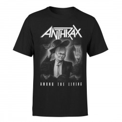 "Anthrax ""Among The Living""..."