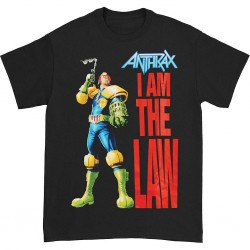 """Anthrax - """"I Am The Law""""..."""