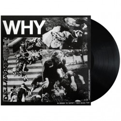"""Discharge - """"Why"""" LP"""