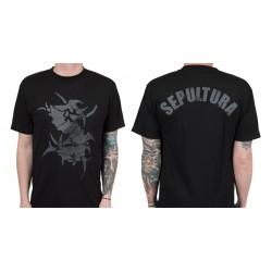 """Sepultura - """"Logo"""" - T-Shirt"""