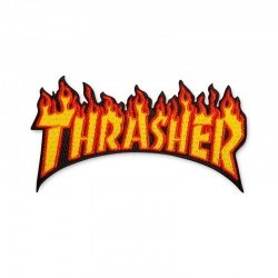 Patch Thrasher Flame