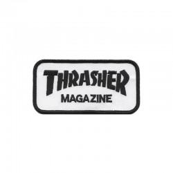 Patch Thrasher Magazine White