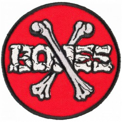 Remendo Bones PP Cross Bones