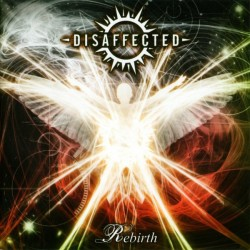 """Disaffected – """"Rebirth"""" - CD"""