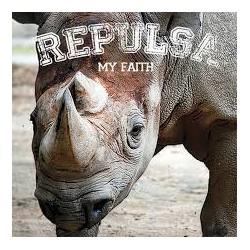 """Repulsa – """"My Faith"""" - CD"""