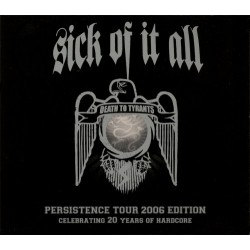 """Sick Of It All – """"Death To..."""