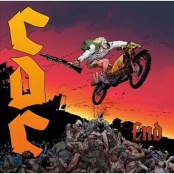 """CDC – """"End"""" - LP"""