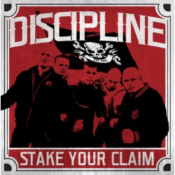 """Discipline – """"Stake Your..."""