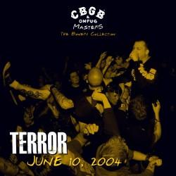 """Terror - """"Live at CBGB's"""" - LP"""
