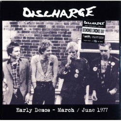 """Discharge - """"Early Demos"""" - LP"""