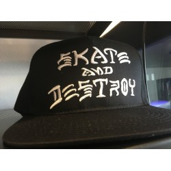"Thrasher Cap ""Skate and..."