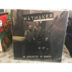 "Haymaker - ""We Apologize To..."