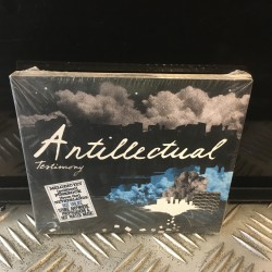 "Antillectual - ""Testimony"" CD"