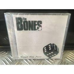 "The Bones ‎– ""Bigger Than..."
