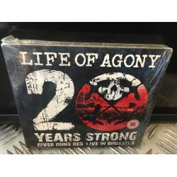 Life Of Agony ‎– 20 Years...